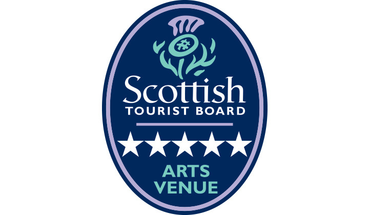 Visit Scotland 5 Star Arts venue