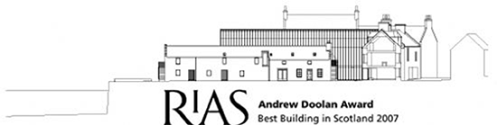 RIAS Andrew Doolan Award Best Building in Scotland 2008