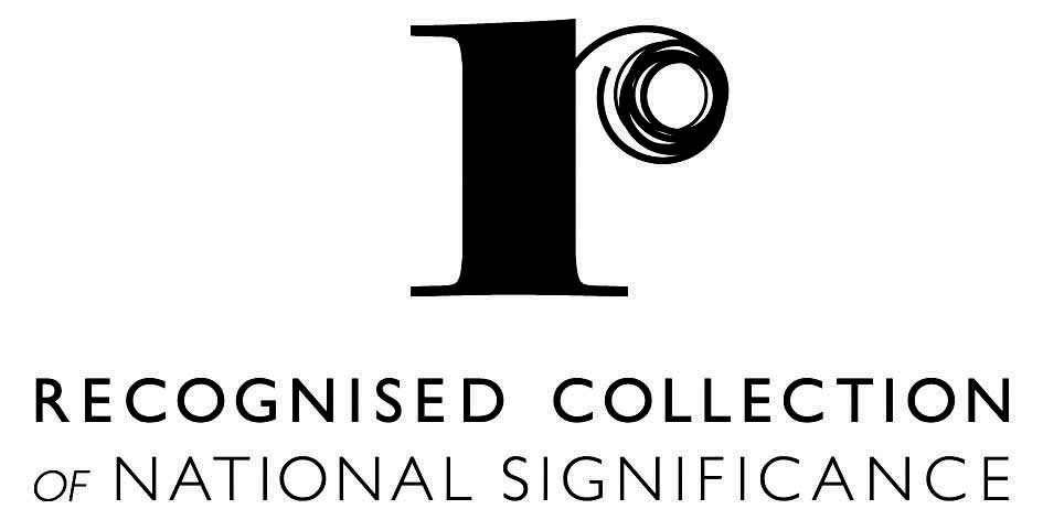 Recognised Collection of National Significance Logo