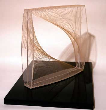 Naum Gabo  Linear Construction No 1,  1942-3