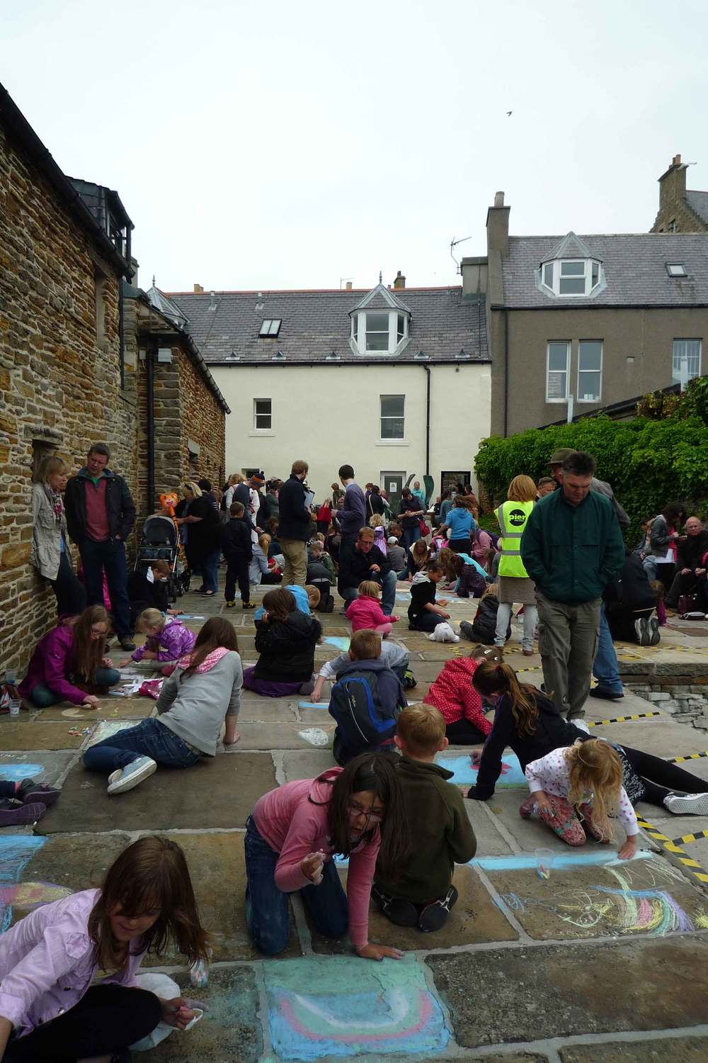Pavement Artist Competition