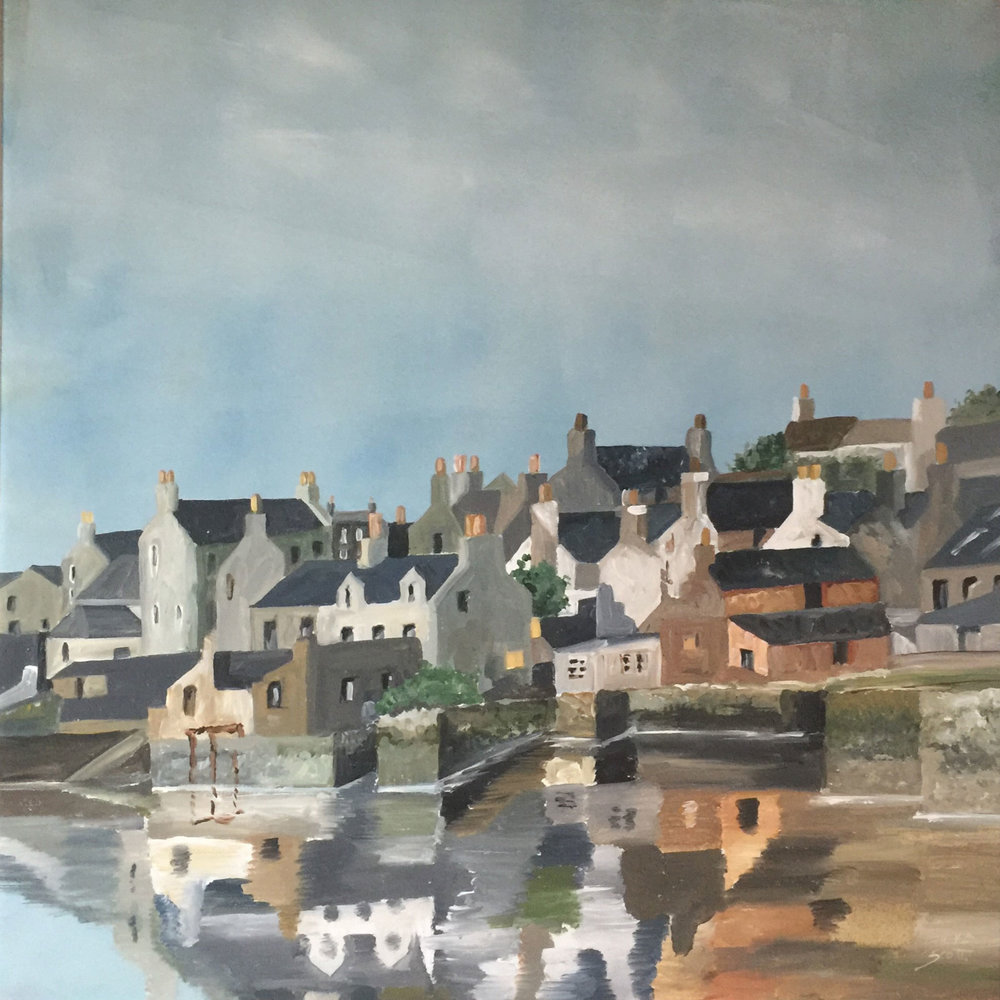 Sheila Scott, Stromness. Private Collection