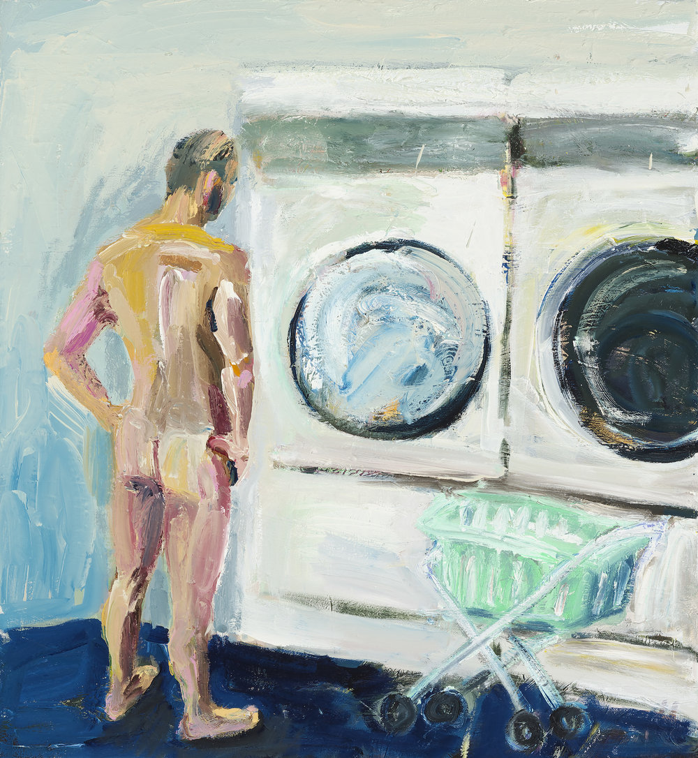 Laundrette Nude 2014