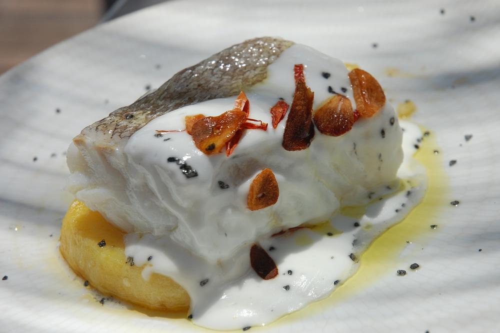'Cod Pil Pil' - Bestial, Barcelona