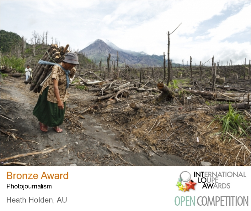 International Loupe Awards, bronze. Photojournalism, 18th outright.