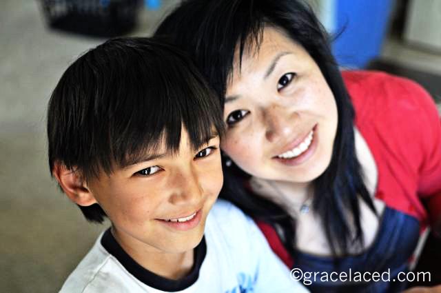 The Ideal Homeschool Parent?