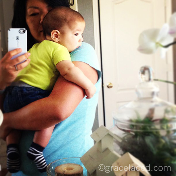 Mystery of Motherhood | gracelaced.com