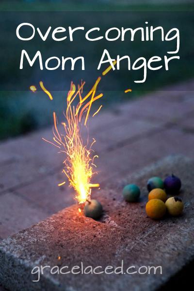 Overcoming Mom Anger