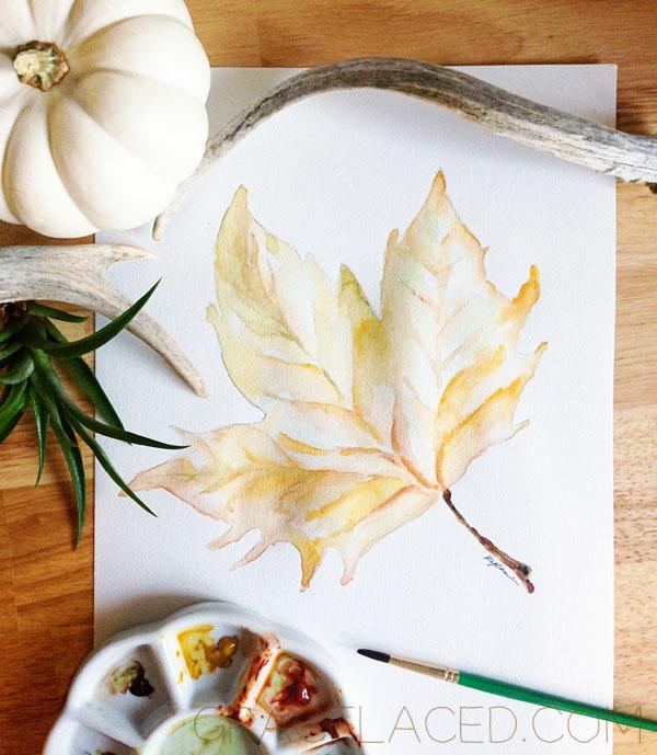 Fall Leaf sm