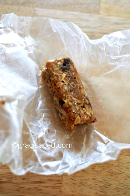Homemade Granola Bars