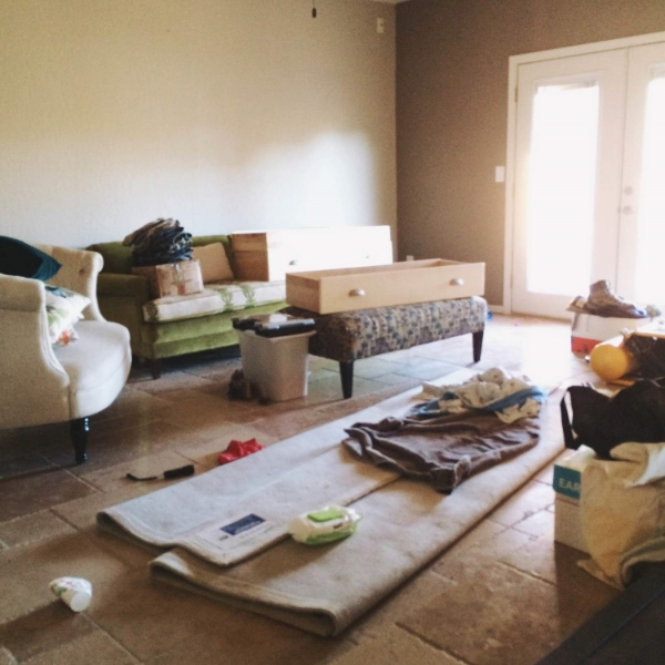 Moving Is Like Childbirth | GraceLaced
