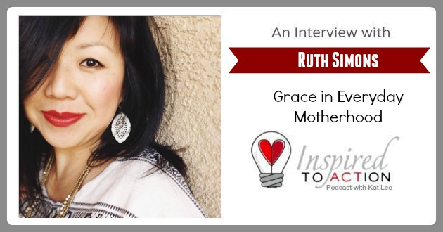 Interview with Ruth Simons | Inspired To Action