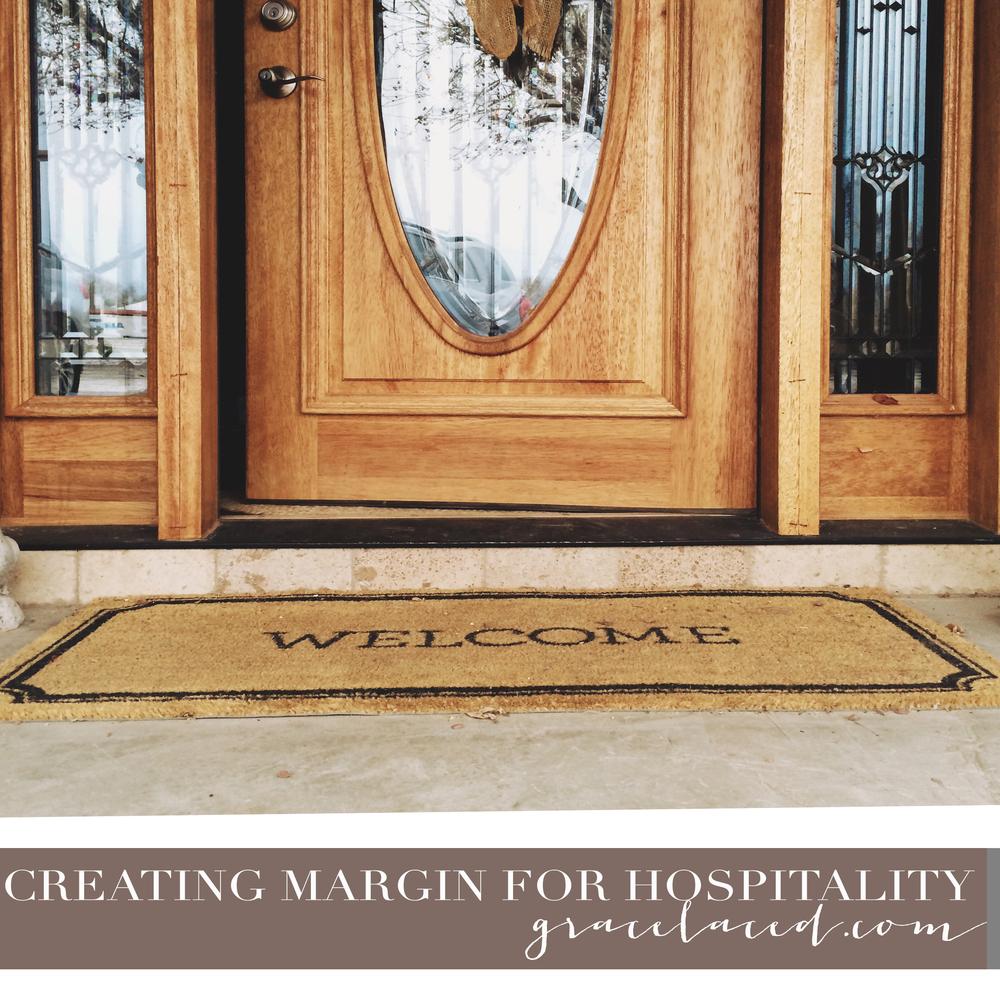 Creating Margin For Hospitality | gracelaced.com