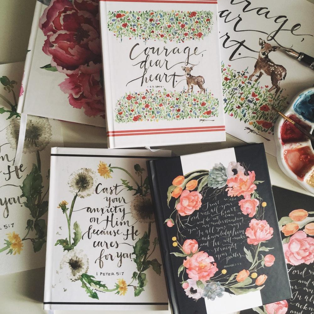 GraceLaced Journals | gracelaced.com