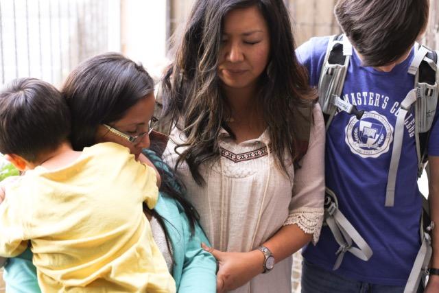 A Step Towards Hope {Compassion Blogger Trip Ecuador 2016, Day 2}