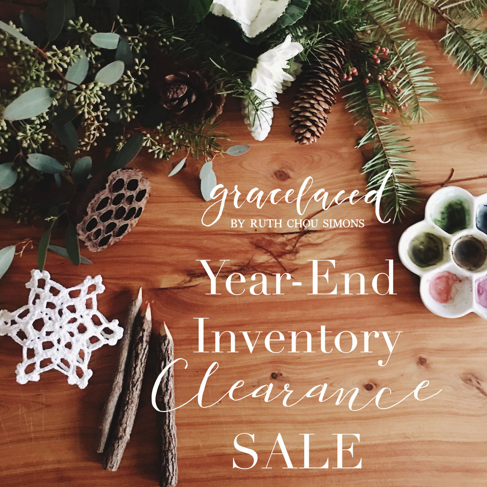 GraceLaced Inventory Clearance SALE