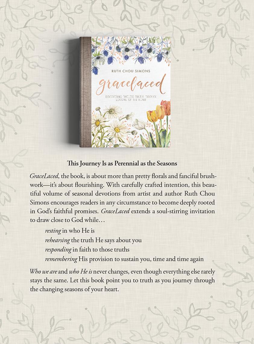 GraceLaced book | gracelaced.com