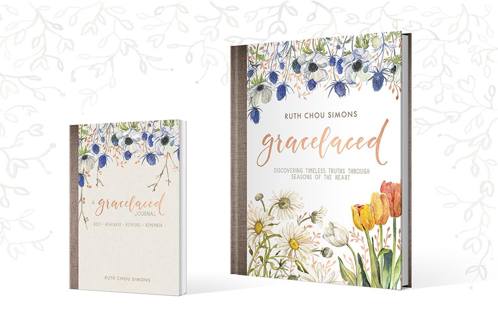 GraceLaced book and GraceLaced Journal | gracelaced.com
