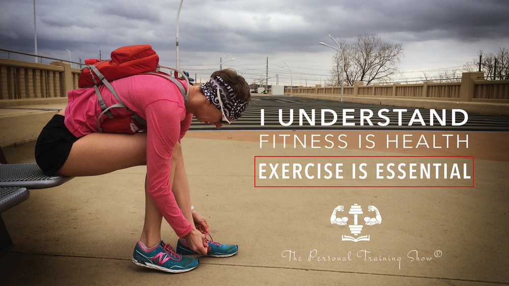 Exercise Is Essential