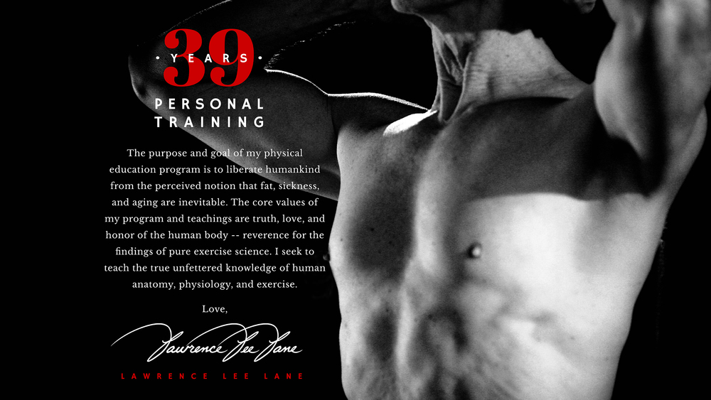 39 Years of Personal Training