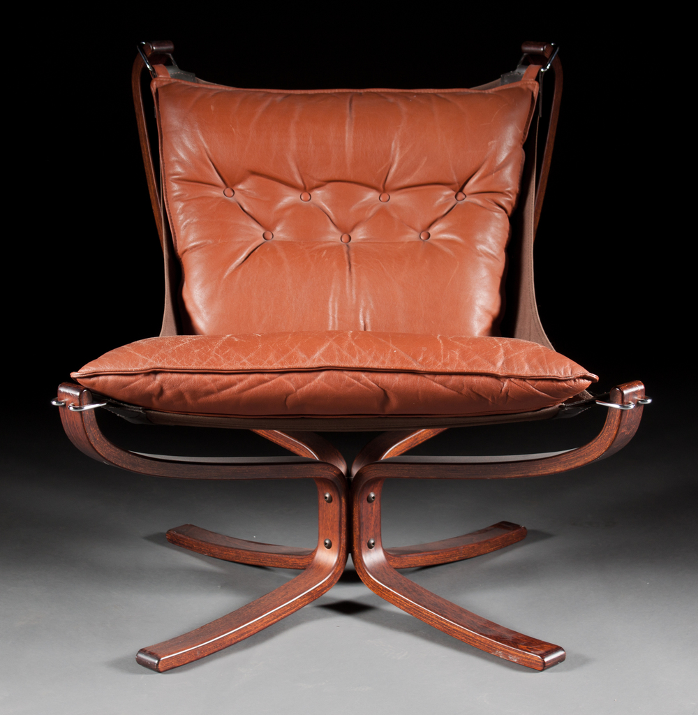 "Sigurd Ressell, ""Falcon Chair"""