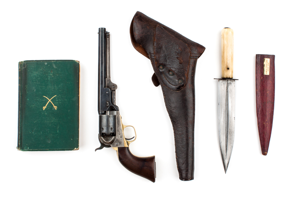 Possessions of Maj. Harry Gilmor