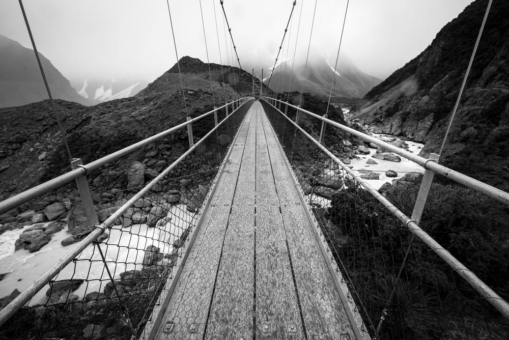 Aoraki Mt. Cook, NZ