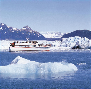 Stan Stephens Glacier Cruise