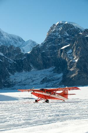 Glacier Landings are the highlight of any Alaska Adventure!