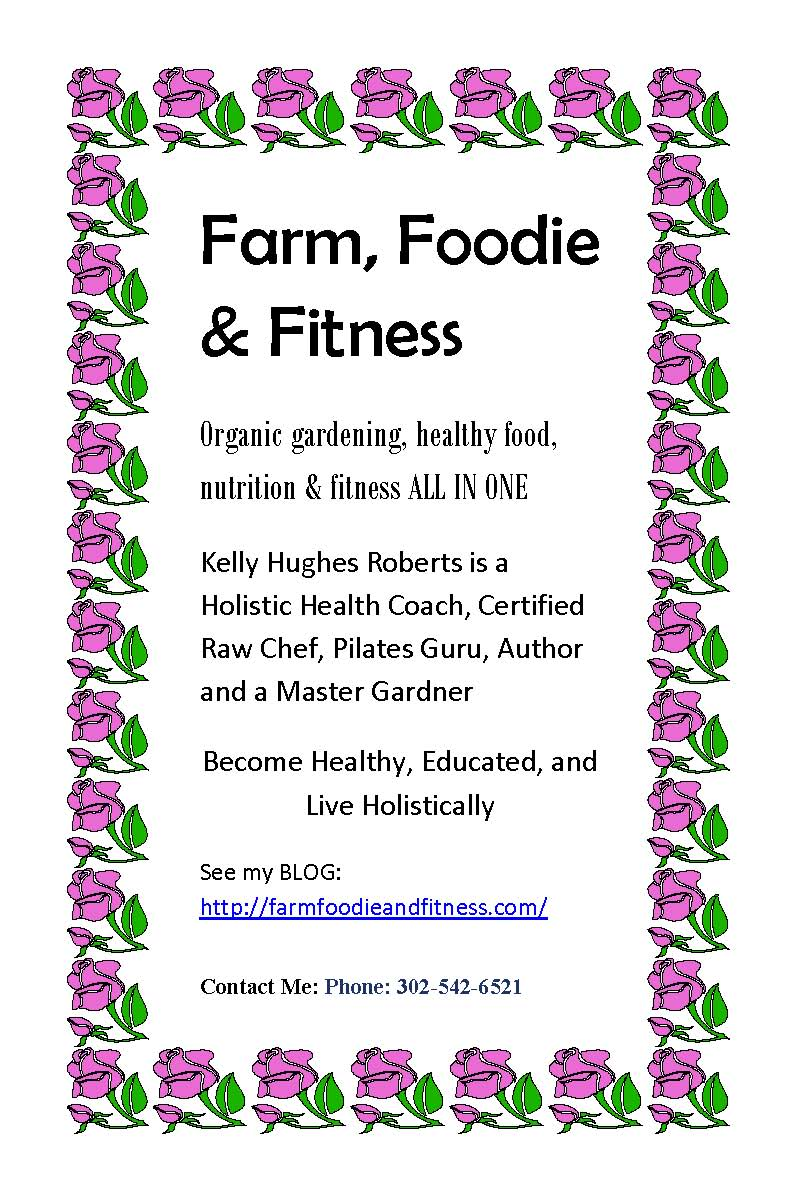 Farm Foodie & Fitness