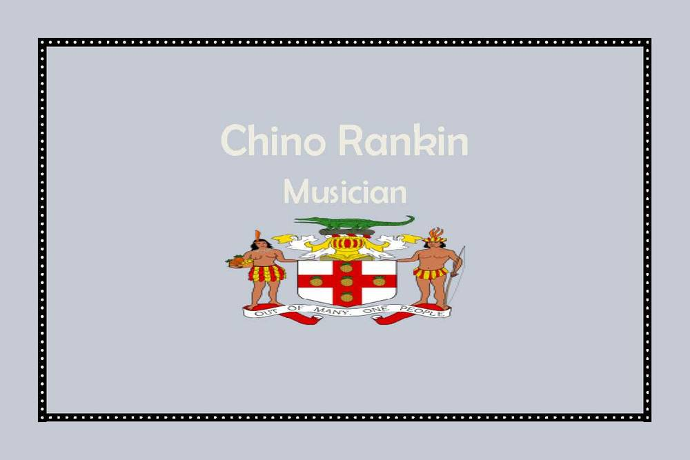Chino Rankin has a unique reggae sound, good vibe and energy. A longtime musician, Chino makes his home on the Eastern Shore of Maryland USA, playing regularly in Ocean City, MD and surrounding areas. Chino and his band Zion Reggae Band bring a fresh beat to the shore every time I see them.  http://youtu.be/VZhYZNrBG0M