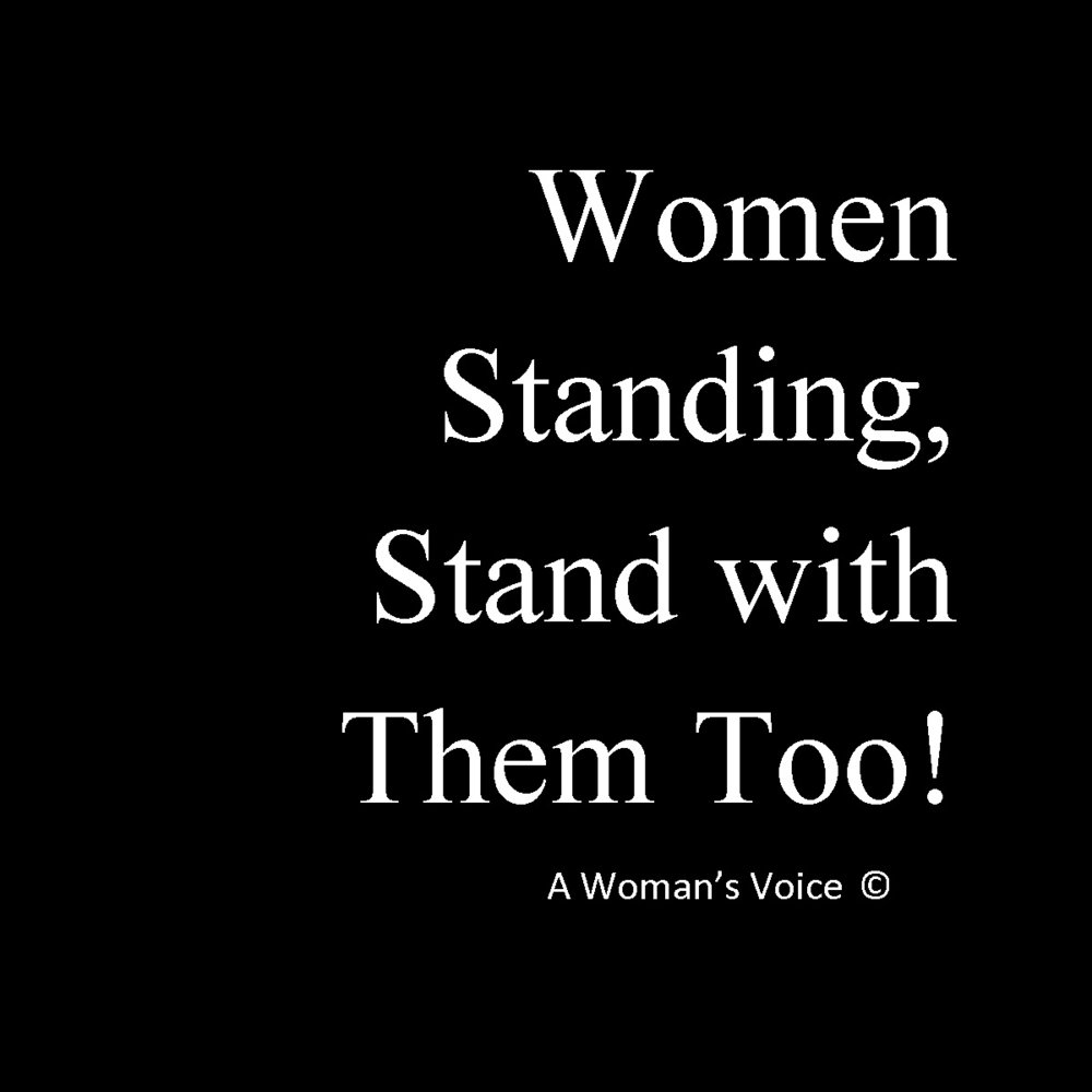 Women Standing Stand With Them Too.jpg