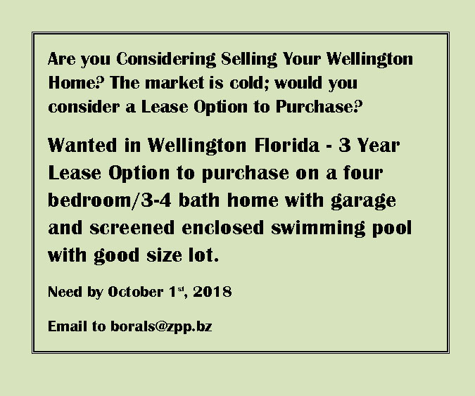 Are you Considering Selling Your Wellington Home.jpg