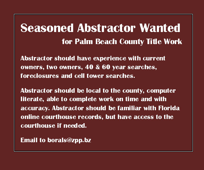 Seasoned Abstractor Wanted.jpg