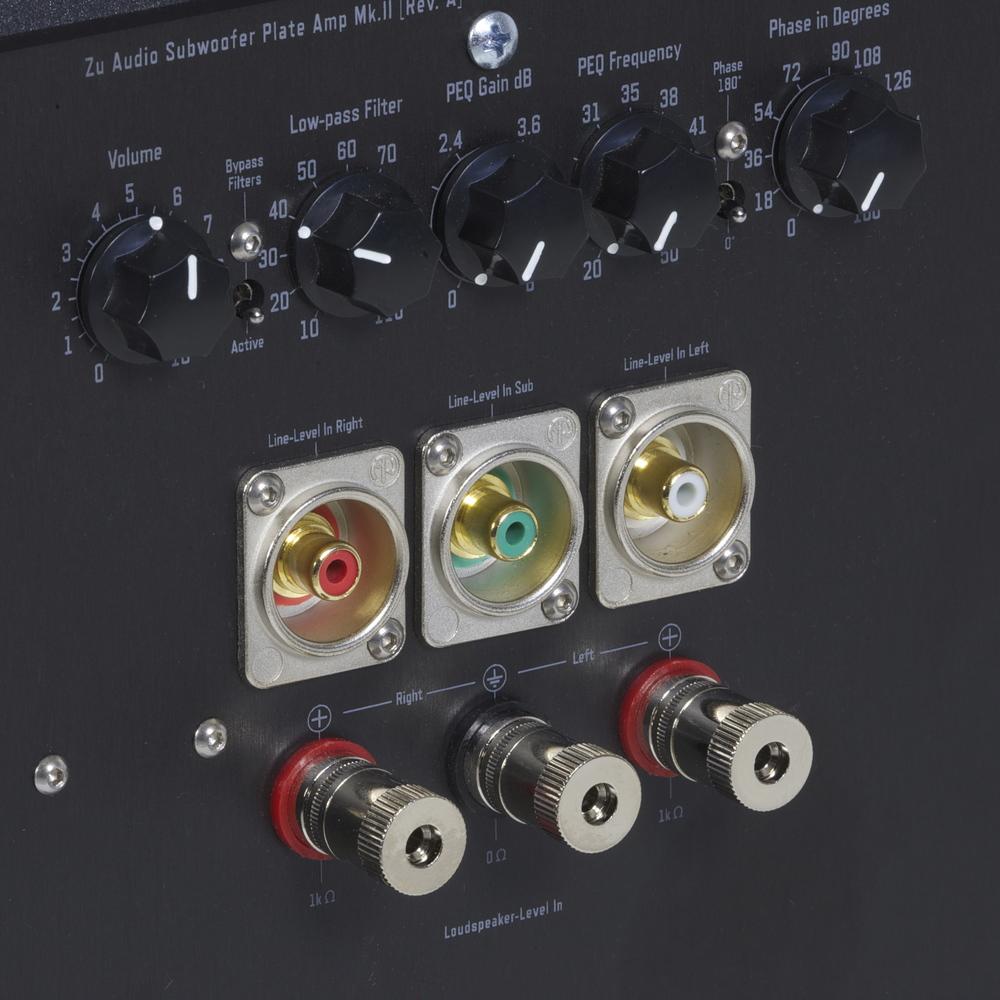 Undertone Amp
