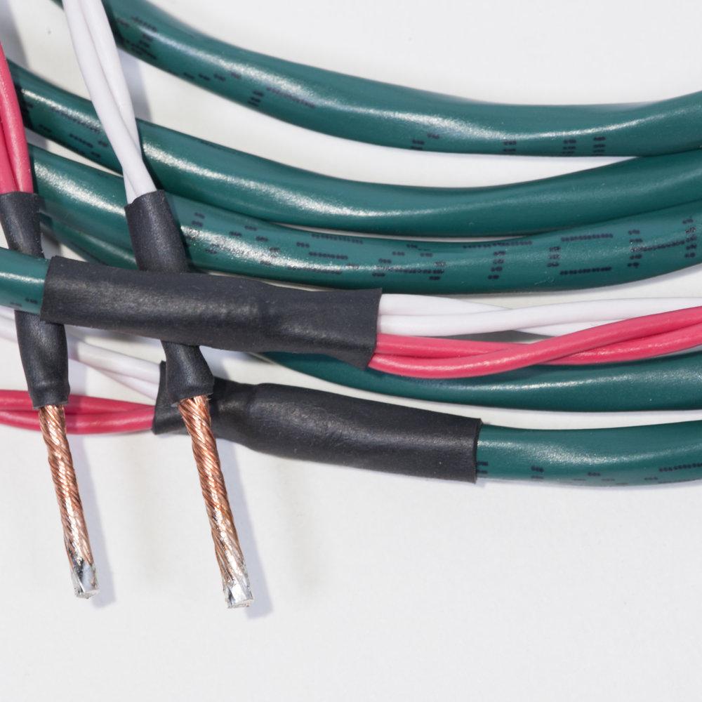 Wasatch Speaker Cable #15 | Zu Audio