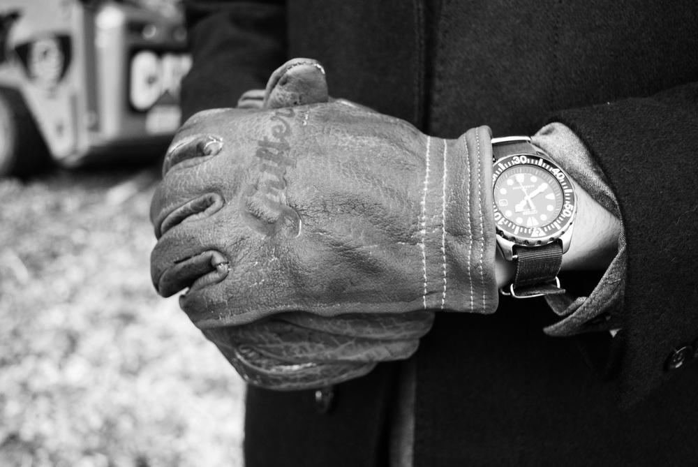 "Grifter ""Scavanger"" Motorbike Gloves"