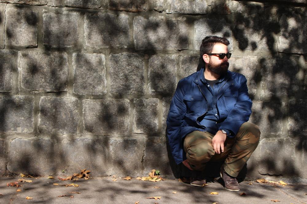 Matt Simko, Beard