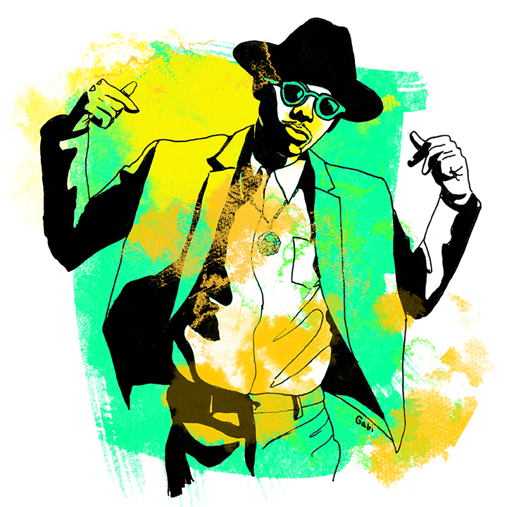 Theophilus London, Hip Hop Artist