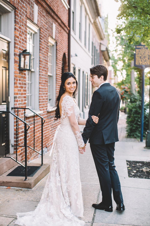 Reshma & John\'s Elegant Wedding in Lancaster, PA — Kate Edwards Weddings