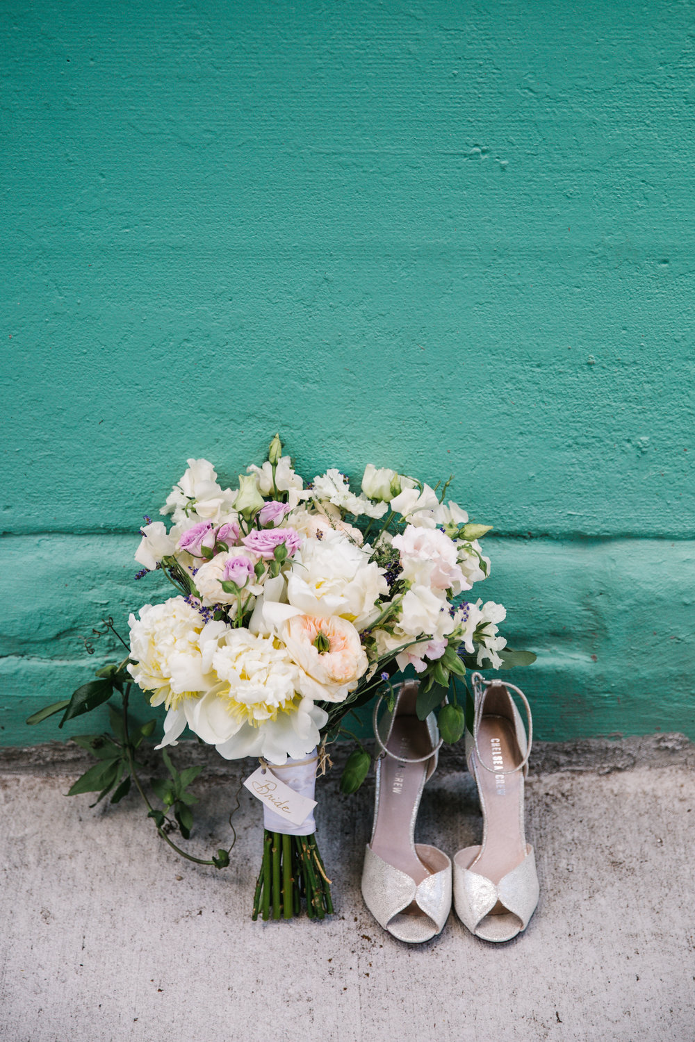 Sarah & Dave\'s Summer Wedding at Haven\'s Kitchen in NYC — Kate ...