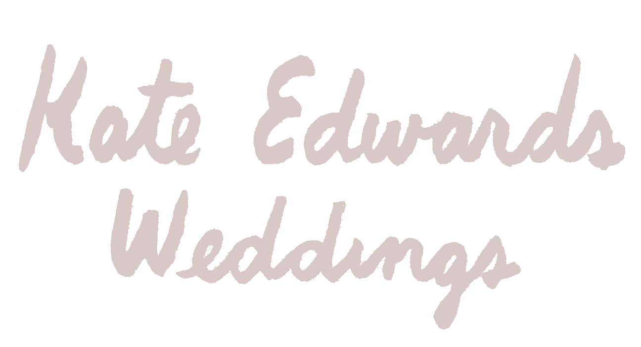 Kate Edwards Weddings