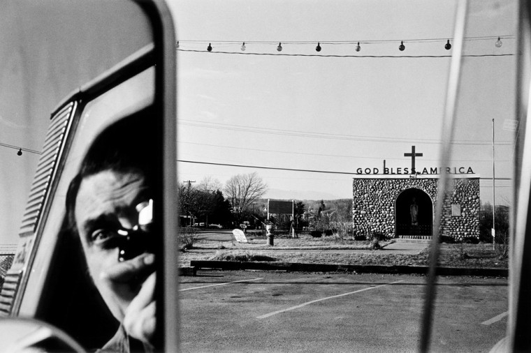 Route 9W, New York, 1969. Copyright: Lee Friedlander