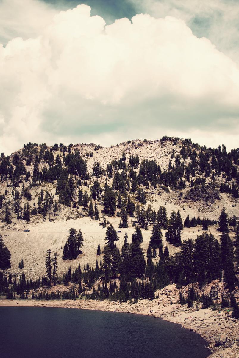 Mt. Lassen, CA.