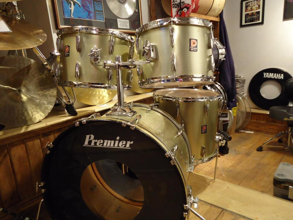 A great example of one of Jamie's Premier kits.