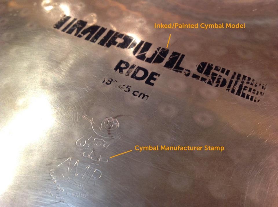 Zildjian Amir Impulse Ride