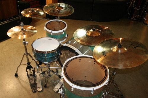 935ba301c226 Drum Kits-TRUTH Custom drum set MAPLE 24x24 Zildjian A Pork Pie ...