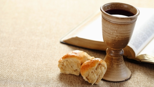 communion service - Sunday, July 16 at 10amCommunion is about becoming the church; of sitting down with all kinds of people and breaking bread together, coming to know them as worthy, beautiful, God-filled people.