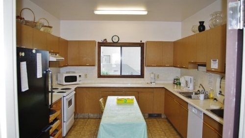 upper kitchen - Newly renovated kitchen facility ideal for small functions. This facility is CHR-approved.