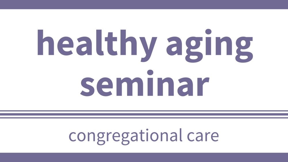 saturday, march 3 at 10:30am - Location: SanctuaryPresented by Dr. Candace Konnert, Healthy Aging Lab, University of CalgaryWhat does it mean to age well? Why are so many people (and the media) focused on anti-aging versus aging well? What are you doing now to age well? Come and hear about the latest research on predictors of successful aging.  You might be pleasantly surprised!